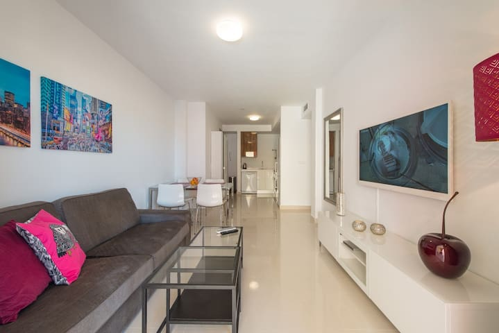 Beautiful modern apartment - Los Alcázares