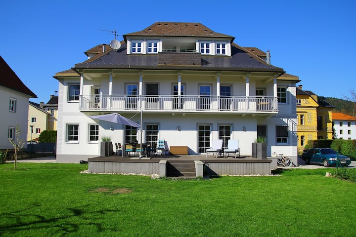 "Villa Wieser - ""On-the-top Apartment"""