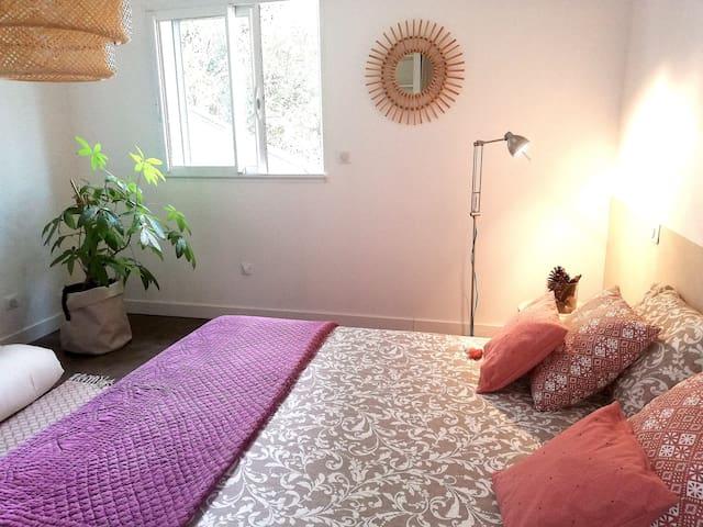 Appartement privé dans villa à l'entrée d'Ajaccio