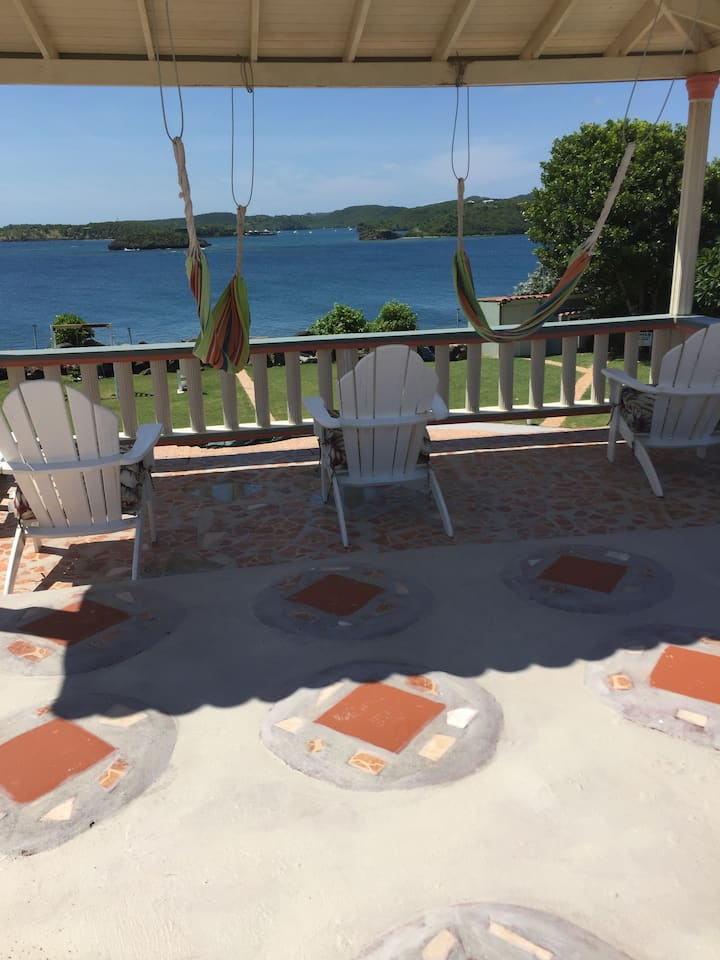 Grenada Seaside Haven:Entire house for hotel price