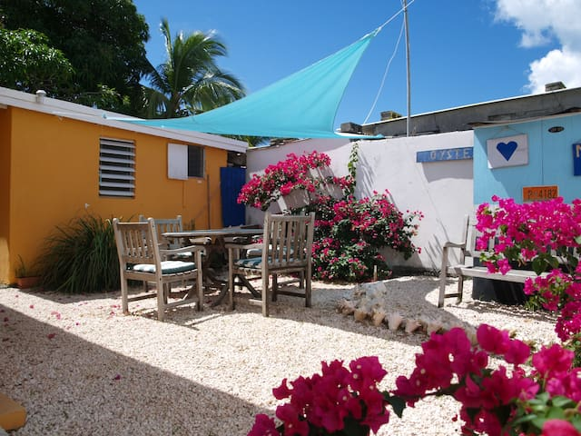 Apartment at 15 steps of the beach - Simpson Bay - Apartamento