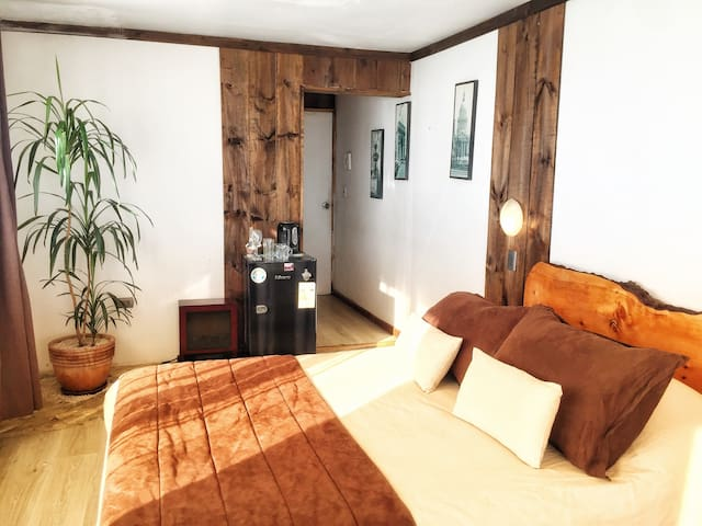Ocean View Double Room at Wave Pichilemu