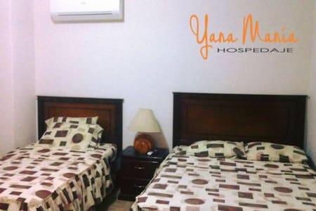 Mini Suite #6 - Hospedaje Yara Maria - Private - Manta - เกสต์เฮาส์
