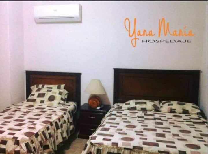 Mini Suite #6 - Hospedaje Yara Maria - Private
