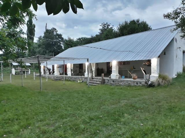 Tu Casa de campo/ Balcozna