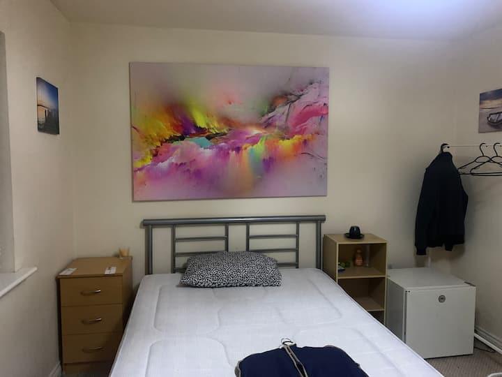 Studio Room located in a high end estate square
