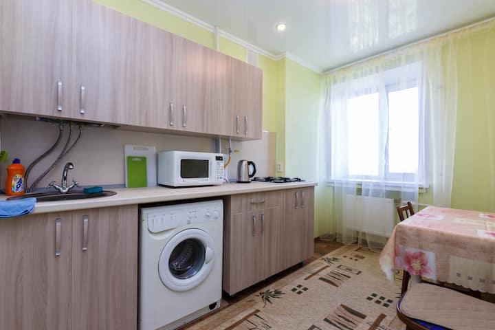 Апартаменты на Фрунзе