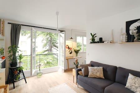 Appartement calme et lumineux - Montreuil