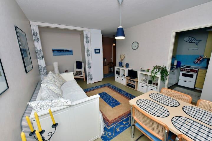 Yksiö Nauvon keskustassa - Parainen - Apartemen