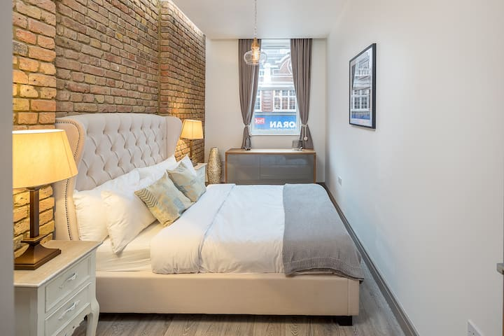 Elegant 1 Bed Flat in London - Kilburn