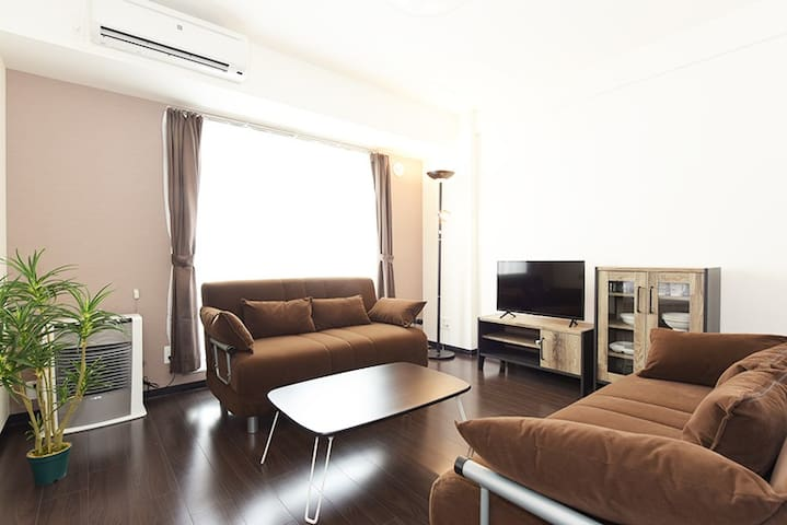 (1045)Stylish apt.close to Susukino☆SAPPORO☆