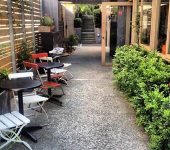 Parking - Lift access - Cafe - wifi - Saint Kilda - อพาร์ทเมนท์
