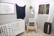 Room for Infant w/ Aero Bed