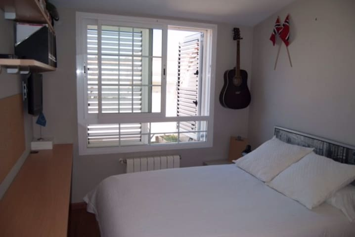 Alquiler de habitacion independiente y muy bonita