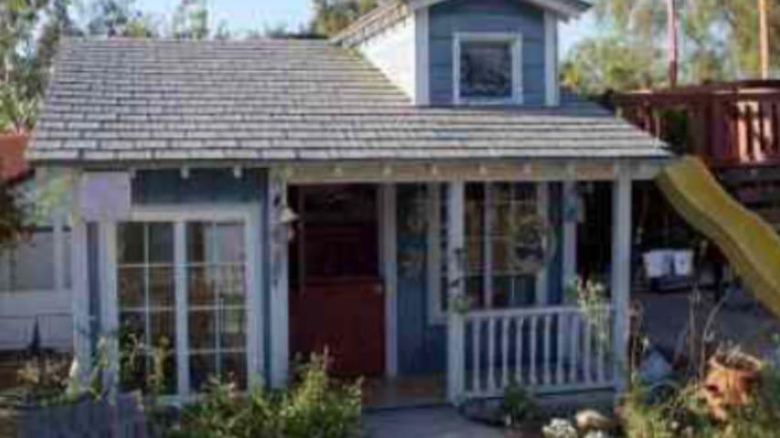 Faerie Garden Cottage - Bonita - Casa