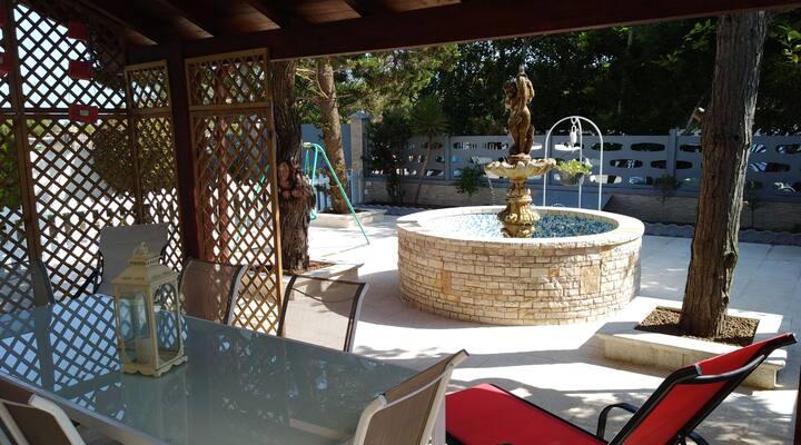 Villa con piscina privata a Torre dell'Orso