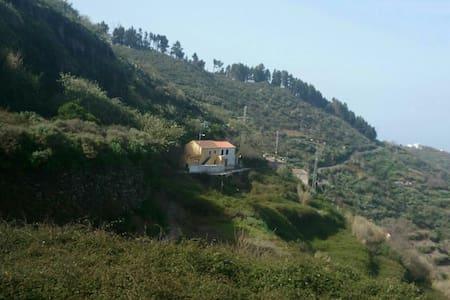 Magnífica casa en la montaña - valleseco  - Casa
