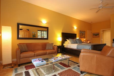 Chalk Hill Vlly Bright Big Studio - Healdsburg - Apartment