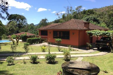 Linda Casa na Serra do Rio - Teresópolis