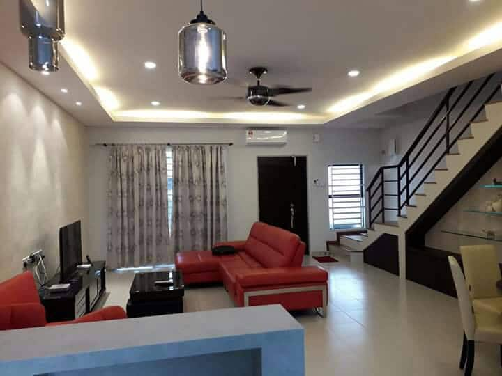 Alan Homestay 3 (Gated n Guarded) near town area