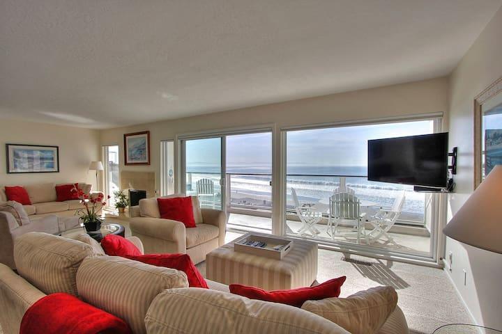 Million Dollar Ocean Views! - Aptos - Condominium