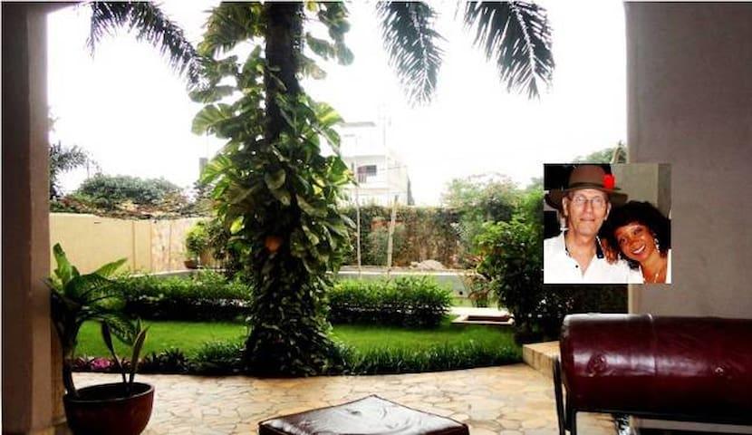 Chambres BnB dans un Paradis Tropical