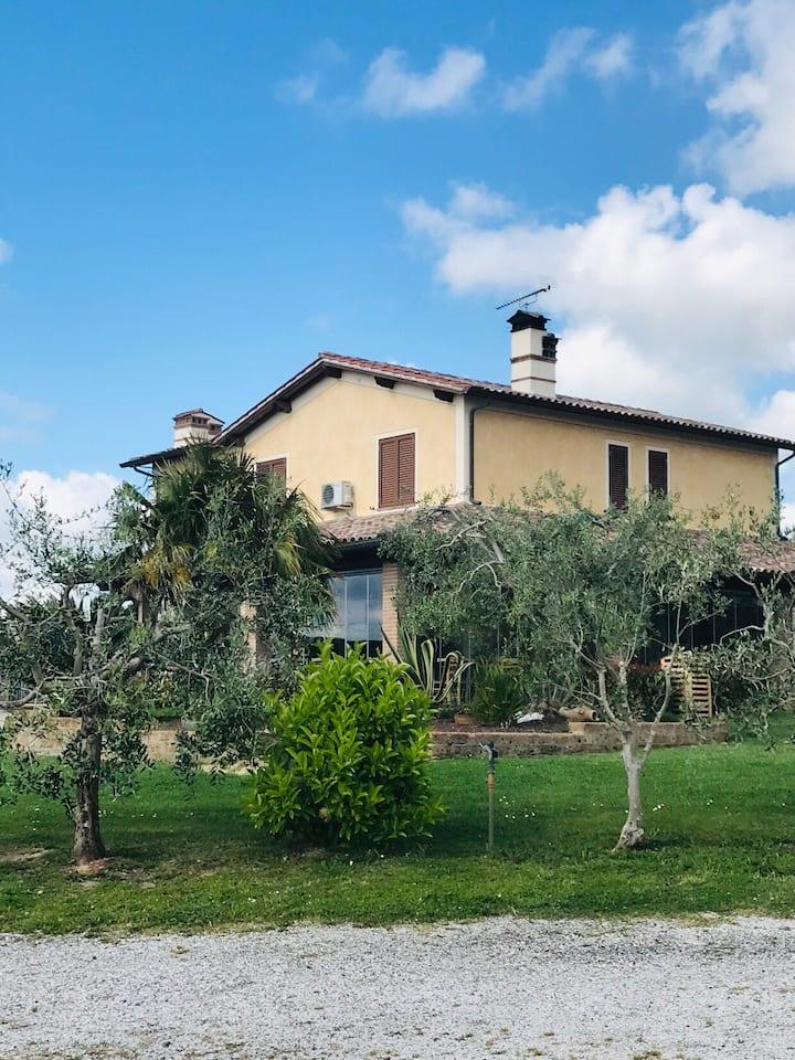 La casa della Baracchina