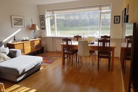 Cozy flat in city-quiet environment