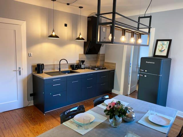 Ankerplatz - Modernes Appartement nahe Hamburg