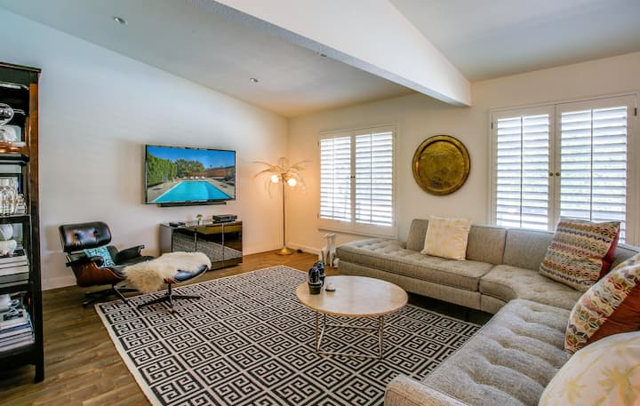 Palm Springs Affordable Luxury