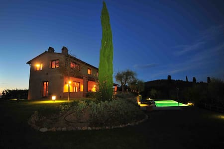 VILLA SAN MARTINO 3 ( DIRECTLY BY OWNER ) - Certaldo - Villa