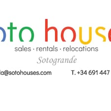 Sotohouses is the host.