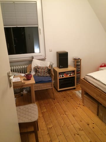 Zimmer in kinderfreundlicher WG - Oldenburg - Apartament