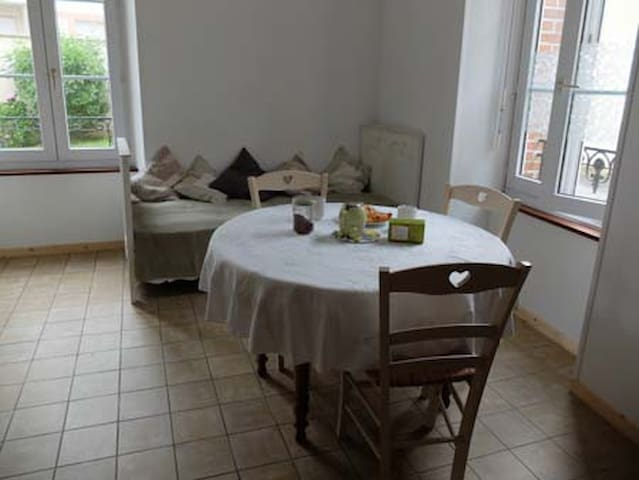 Appartement cosy, 100m de la plage, 3 personnes - Saint-Pair-sur-Mer - Appartement