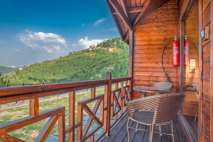 Woodays Resort | Duplex Hut | Himalayan Getaway