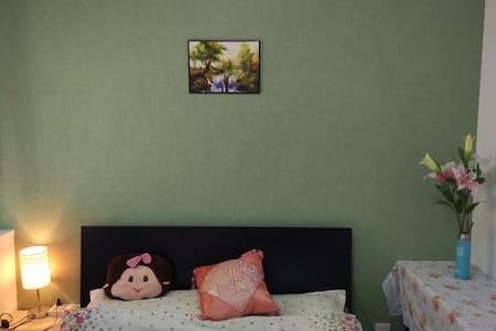 人大,北大,中关村新东方闹市中的田园生活,免费交通工具温馨大床房 - Beijing
