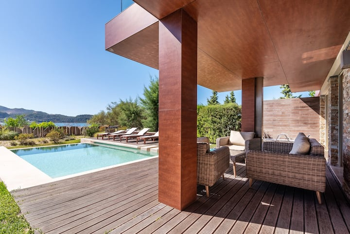 Tróia Resort Apartment with Private Heated Pool