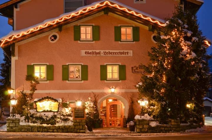 B&B Ledererwirt Abtenau, Salzburg-Hallstatt 9