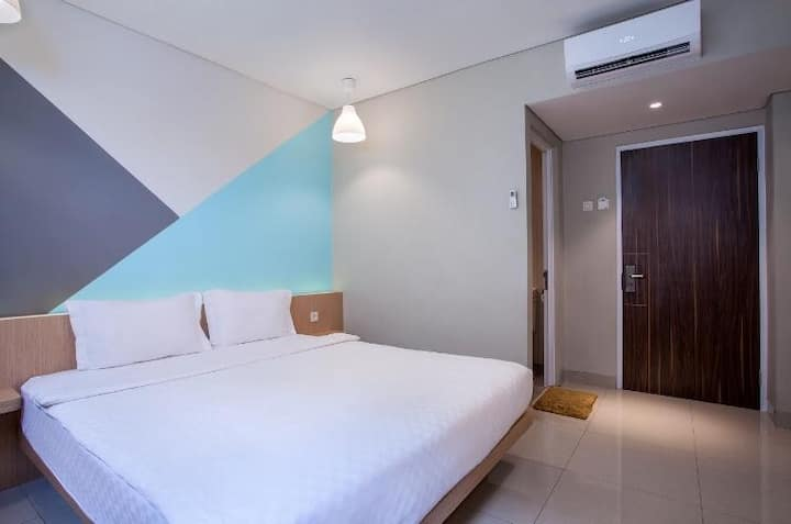 Apple Guesthouse Near Sudirman and Monas