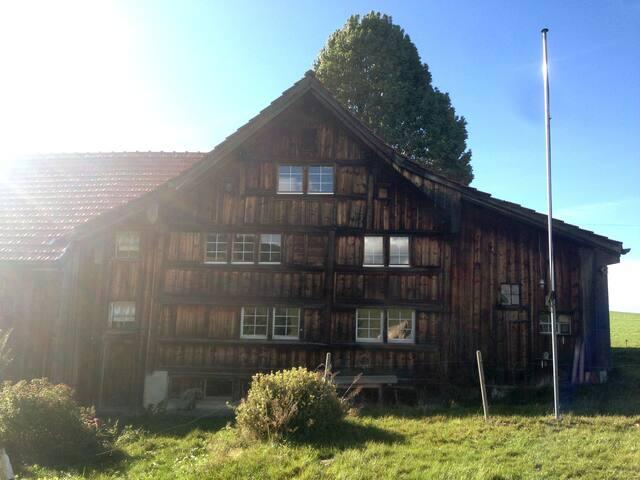 Zauberhaftes Bauernhaus