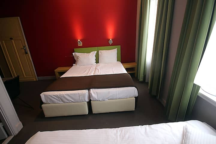 Hotel Derby - Triple room