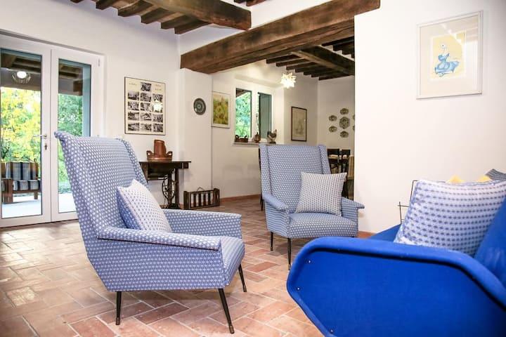 Casale di Nicolò - appartamento 2 piani Urbino