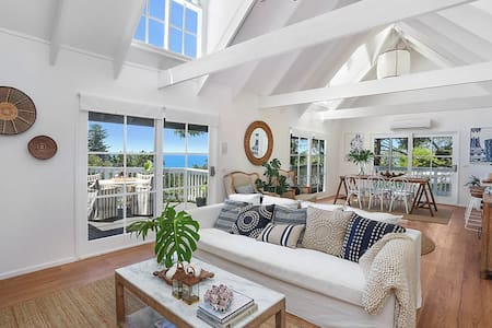 The Hampton, an ocean front estate