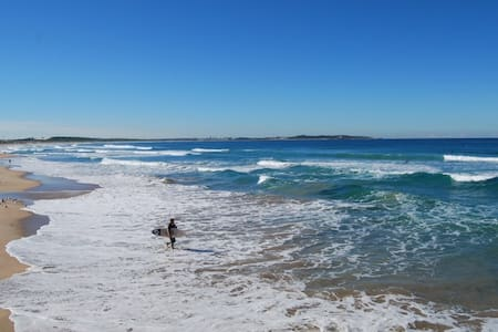 Summer Escape - Cosy, Private, Beachside Apartment - Cronulla