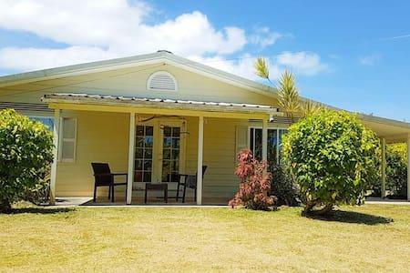 Tavaetu Guesthouse by Tubuai Plongée - Hibiscus