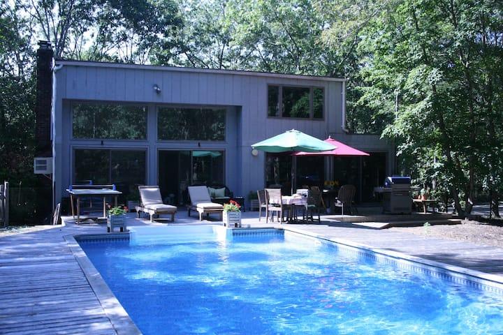 Beautiful Sunny Rental with Heated Pool