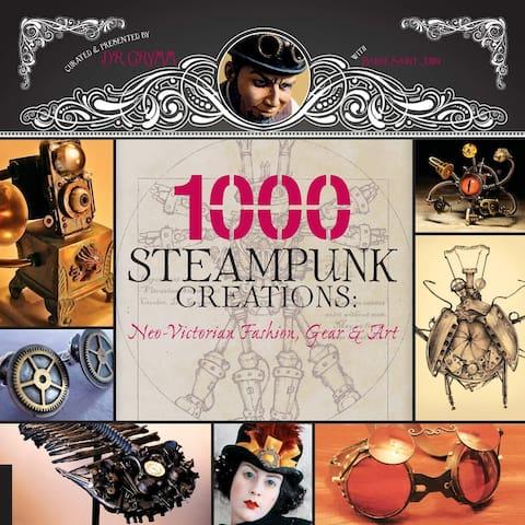 Steampunk Pad