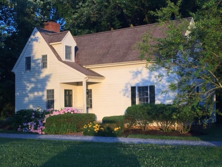 Pet Friendly Guest Cottage with pool and dock