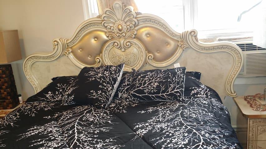 Bedroom #1  in Queens