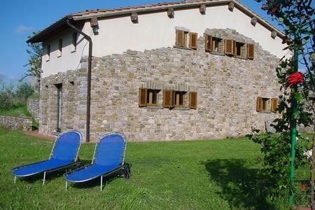 Tuscany Chianti Villa and Apartments - Castelnuovo dei Sabbioni - Villa